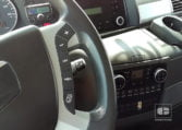 interior MAN TGX 18480 BLS con Equipo Hidráulico