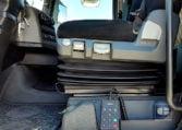 asientos MAN TGX 18480 BLS con Equipo Hidráulico
