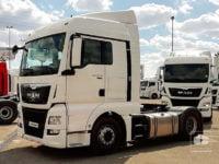MAN TGX 18480 4X2 BLS Efficient Line Cabeza Tractora 2015