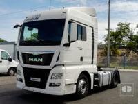 MAN TGX 18480 BLS Efficientline Cabeza Tractora