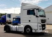 2014 MAN TGX 18480 BLS Efficientline Cabeza Tractora