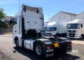 lateral izquierdo MAN TGX 18.480 BLS Cabeza Tractora (2014)