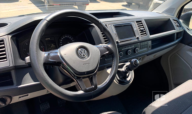 bordo VW Caravelle Trendline 102 CV 2.0 TDI