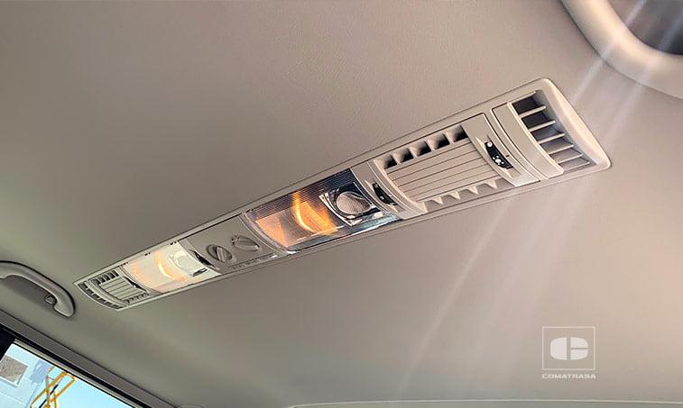 doble clima VW Caravelle Trendline 102 CV 2.0 TDI