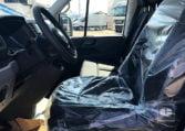 asientos MAN TGE 3180 2.0 TDI 177 CV Furgoneta 16,4 m3