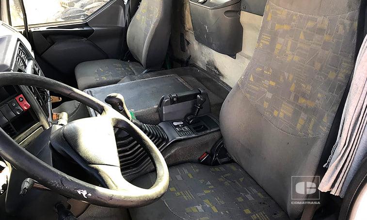 asientos Renault Kerax 420.18T 4x2 Equipo Hidráulico