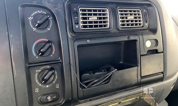 aire acondicionado Renault Kerax 420.18T 4x2 Equipo Hidráulico