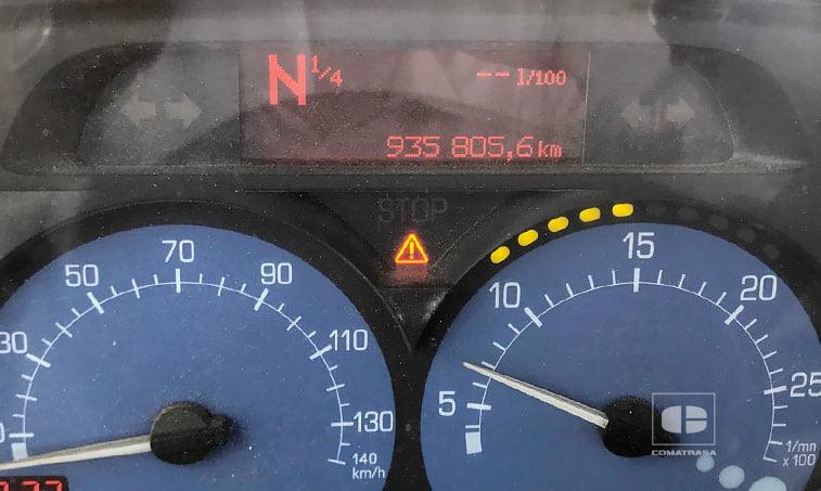 kilometros Renault Kerax 420.18T 4x2 Equipo Hidráulico