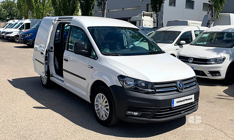 Volkswagen Caddy Profesional (Business)