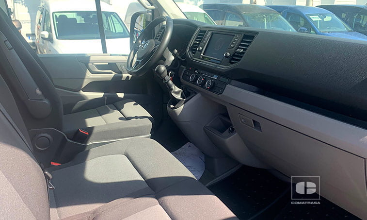 asientos Volkswagen Crafter 35 L4H3 140 CV 2.0 TDI