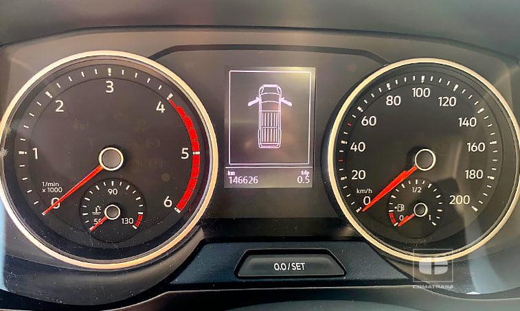 kilometros Volkswagen Crafter 35 L4H3 140 CV 2.0 TDI