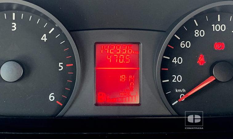 kilometros Volkswagen Crafter 35 L4H3