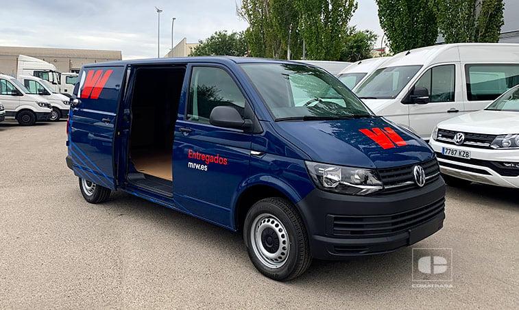 2019 Volkswagen Transporter T6 MRW