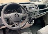 interior Volkswagen Transporter T6 MRW