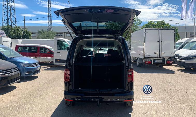 maletero Volkswagen Caddy Trendline DSG 1.4 TGI 110 CV