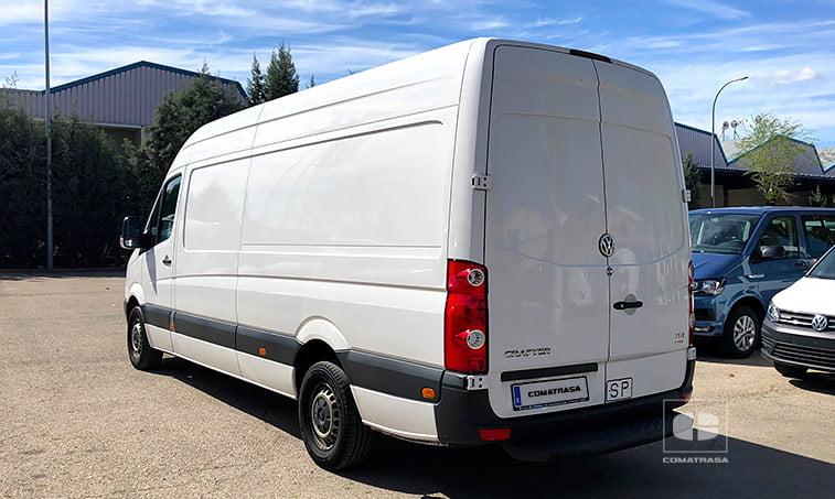 lateral izquierdo Volkswagen Crafter 35 L4H3