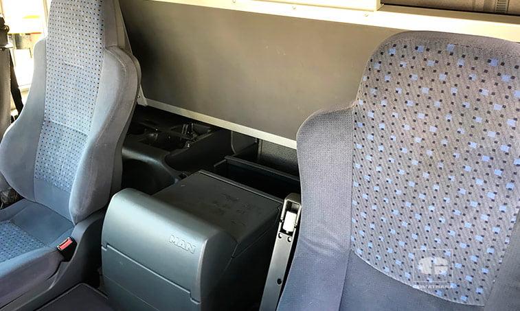 cabina LX MAN TGL 12240