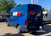 lateral Volkswagen Crafter 35 Furgón MRW