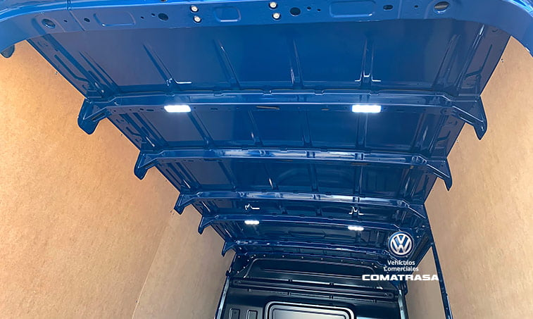 luces led Volkswagen Crafter 35 Furgón MRW