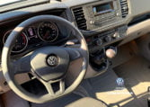 interior Volkswagen Crafter 35 Furgón MRW