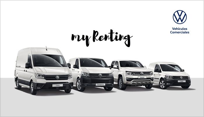 Volkswagen My Renting