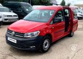 Volkswagen Caddy Kombi DSG