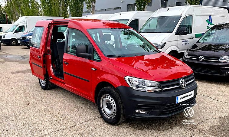 2019 Volkswagen Caddy Kombi DSG