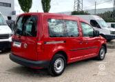 lateral derecho Volkswagen Caddy Kombi DSG