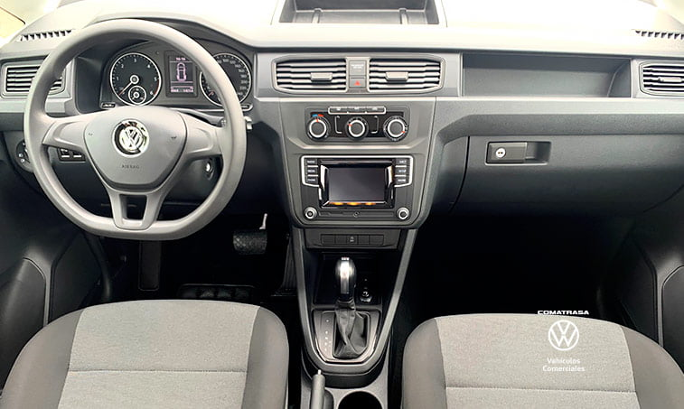 salpicadero Volkswagen Caddy Kombi DSG