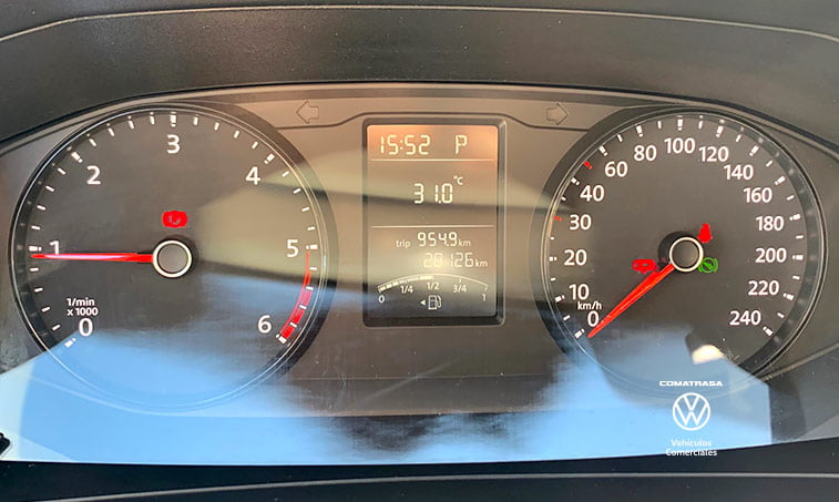 kilometros Caravelle Trendline DSG 150 CV