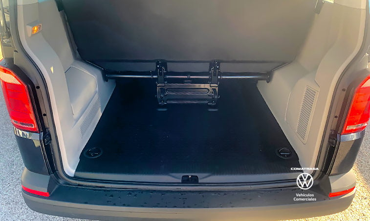 maletero Volkswagen Caravelle DSG 150