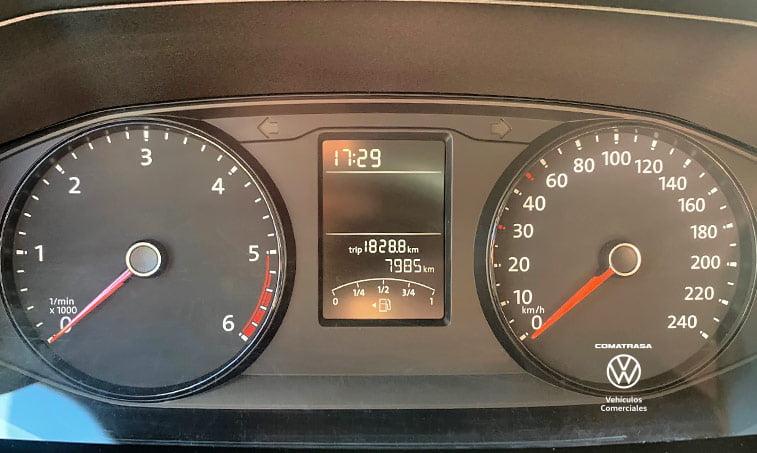 kilómetros Volkswagen Caravelle DSG 150