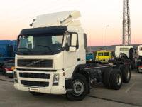 Volvo FM12 62 DT AR Camión Portacontenedores