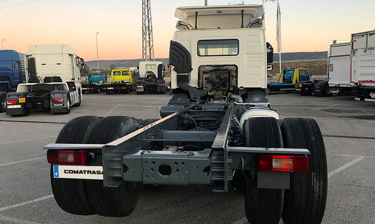Portacontenedor Volvo