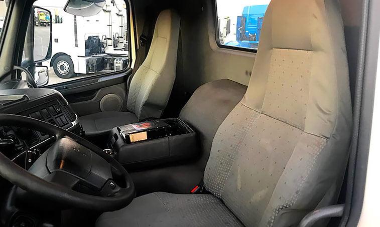 asientos Volvo FM12 62 DT AR Camión Portacontenedores