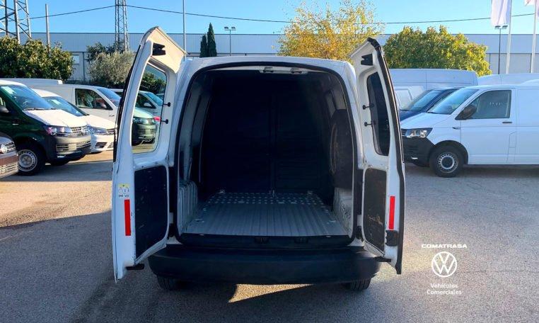 maletero Caddy Maxi Profesional 2.0 TDI 110 CV 4Motion