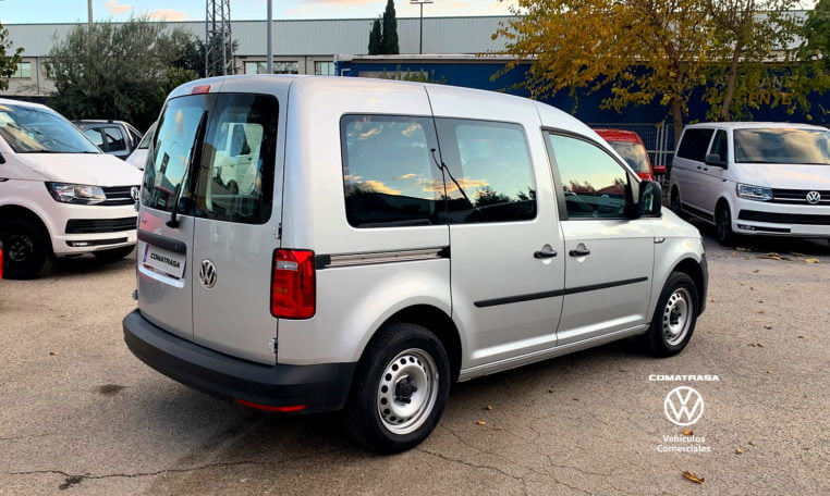 lateral derecho Volkswagen Caddy Pro Kombi DSG 102 CV