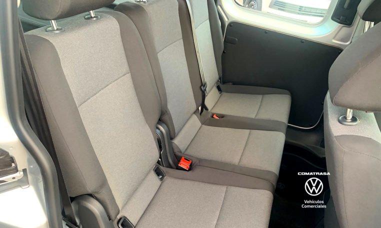 5 plazas Volkswagen Caddy Pro Kombi DSG 102 CV