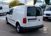 lateral izquierdo VW Caddy 1.6 TDI 102 CV Furgoneta Profesional