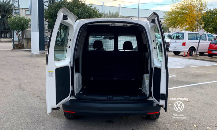 maletero VW Caddy 1.6 TDI 102 CV Furgoneta Profesional