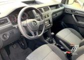 interior VW Caddy 1.6 TDI 102 CV Furgoneta Profesional