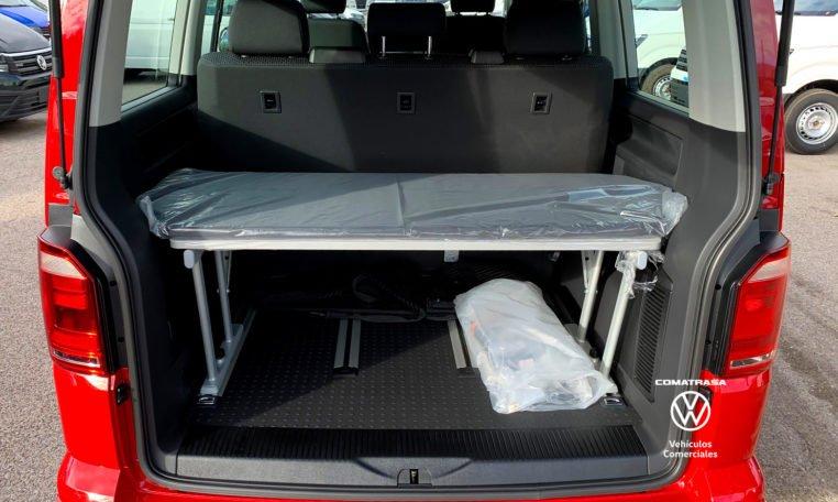 maletero Volkswagen California Beach 150 CV DSG Batalla corta