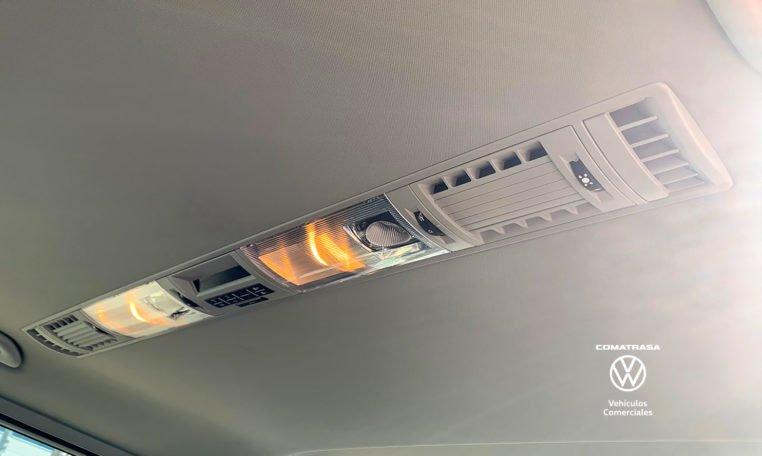 climatización VW Caravelle Trendline DSG 2.0 TDI 150 CV