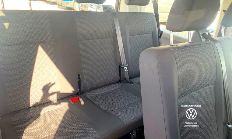9 plazas VW Caravelle Trendline DSG 2.0 TDI 150 CV