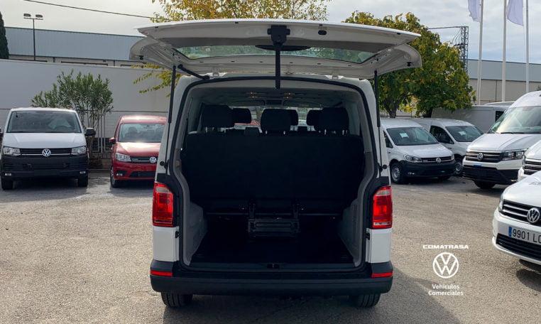 portón Caravelle Trendline Cambio DSG 2.0 TDI 150 CV