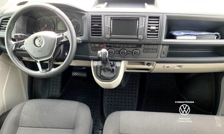 interior Caravelle Trendline Cambio DSG 2.0 TDI 150 CV