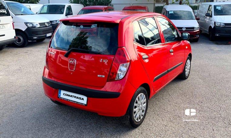 lateral derecho Hyundai i10 1.2 Style 78 CV 5 plazas