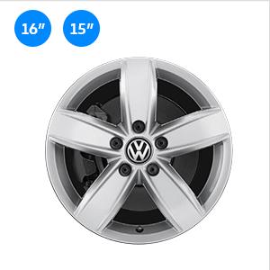 Llantas Corvora Volkswagen