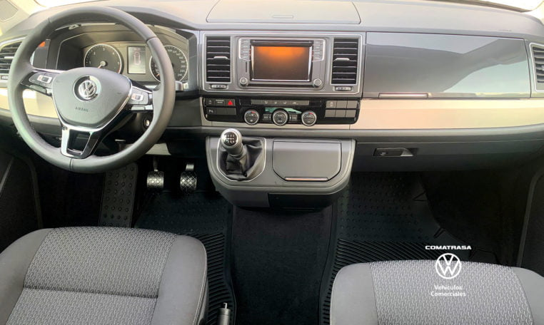 interior Volkswagen Multivan Outdoor 2.0 TDI 150 CV