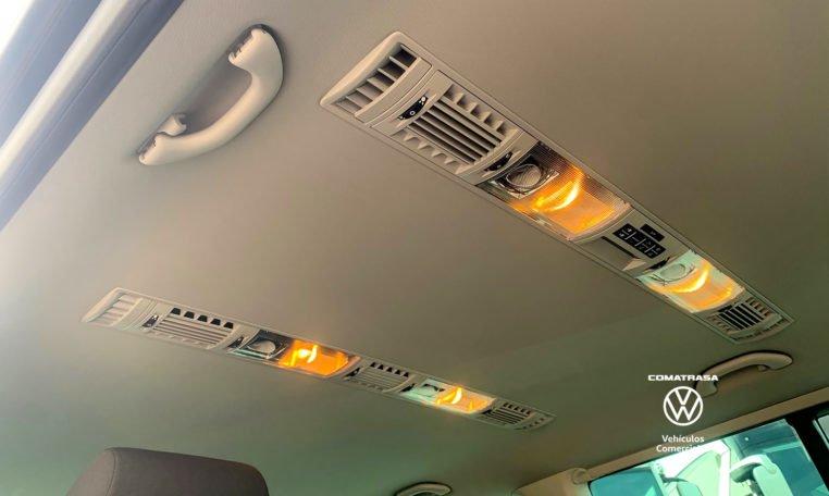 calefacción Volkswagen Multivan Outdoor 2.0 TDI 150 CV